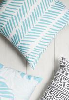 Sixth Floor - Sublime printed cushion