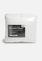 Sheraton Textiles - Microfibre & 100% cotton duvet inner