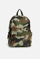 UNSEEN - Camo backpack