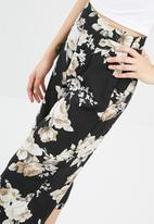 Missguided - Floral print culottes