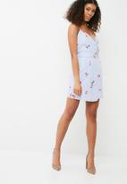 dailyfriday - Functional wrap dress