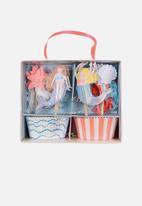 Meri Meri - Lets be mermaids cupcake kit