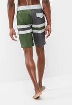Vans - Black stripe swimshort