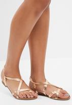 Sissy Boy - Grecian sandal