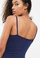 dailyfriday - Ring detail cami bodysuit
