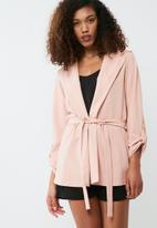 dailyfriday - Deconstructed jacket