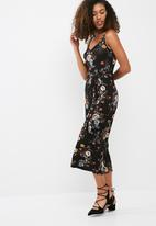 dailyfriday - Cami culotte jumpsuit