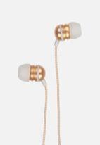 Typo - Luxe earphones