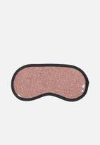 Typo - Easy on the eye sleep mask
