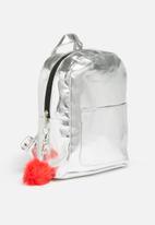 dailyfriday - Round pu backpack