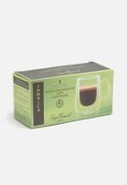 Luigi Bormioli - Jamaica espresso mug set of 2
