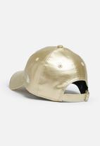 New Era - Womans metallic pu cap