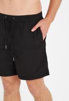 Cotton On - Hoff shorts - Black