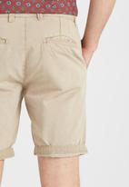 Cotton On - Washed chino shorts