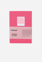Polaroid - Soft touch small notebook