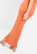 Missguided - Sleeveless maxi dress