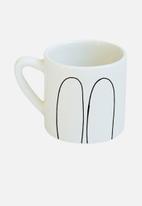 Sugar & Vice - Bunny mug