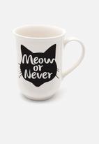 Sugar & Vice - Meow mug