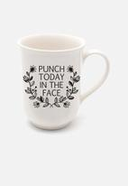 Sugar & Vice - Punch today mug