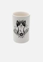 Sugar & Vice - Bohemian cat tumbler