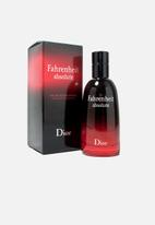 Christian Dior - Fahrenheit Absolute (Parallel Import)