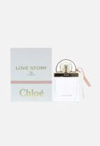 Chloe - Chloe Love Story Edt 50ml Spray (Parallel Import)