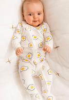 Cotton On - baby mini zip through romper