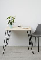 Sixth Floor - Hairpin dining table - 4 seater
