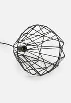 Indigi Designs - Metal shard pendant