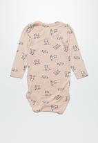 name it - Esmarie babygrow