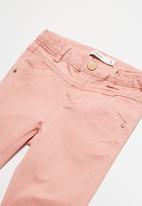 name it - Aline skinny twill pants