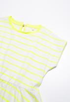 name it - Ditte stripe dress
