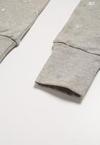 dailyfriday - Shimmer printed joggers