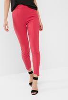 Missguided - Step hem cigarette trousers