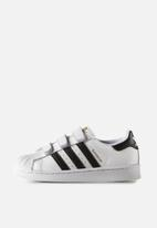 adidas Originals - Kids Superstar foundation