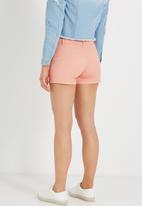 Cotton On - The slant chino shorts