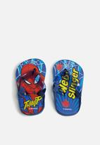 Character Fashion - Spider-Man flip flops