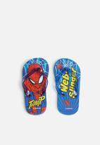 Character Fashion - Spider-Man flip flops