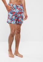 Jack & Jones - Hawai swim shorts