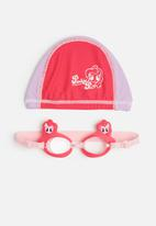 Character Fashion - My Little Pony swimming goggles and cap