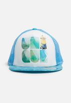Character Fashion - Despicable Me trucker cap