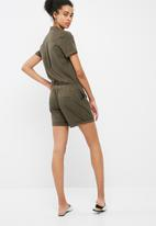 ONLY - Bella lux playsuit