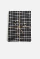 Hertex Fabrics - Check-in tablecloth