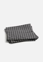 Hertex Fabrics - Take-off napkin set of 4