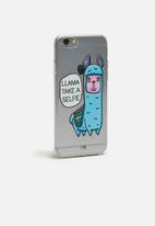 Sixth Floor - Llama selfie set - iPhone & Samsung cover