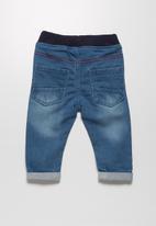 MINOTI - Turn-up jeans