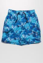 MINOTI - Hibiscus swimshorts - multi
