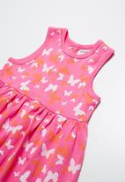 MINOTI - Jersey skater dress