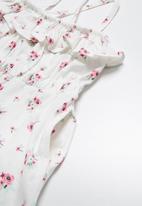 MINOTI - Floral playsuit