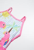 MINOTI - Parrot swimsuit